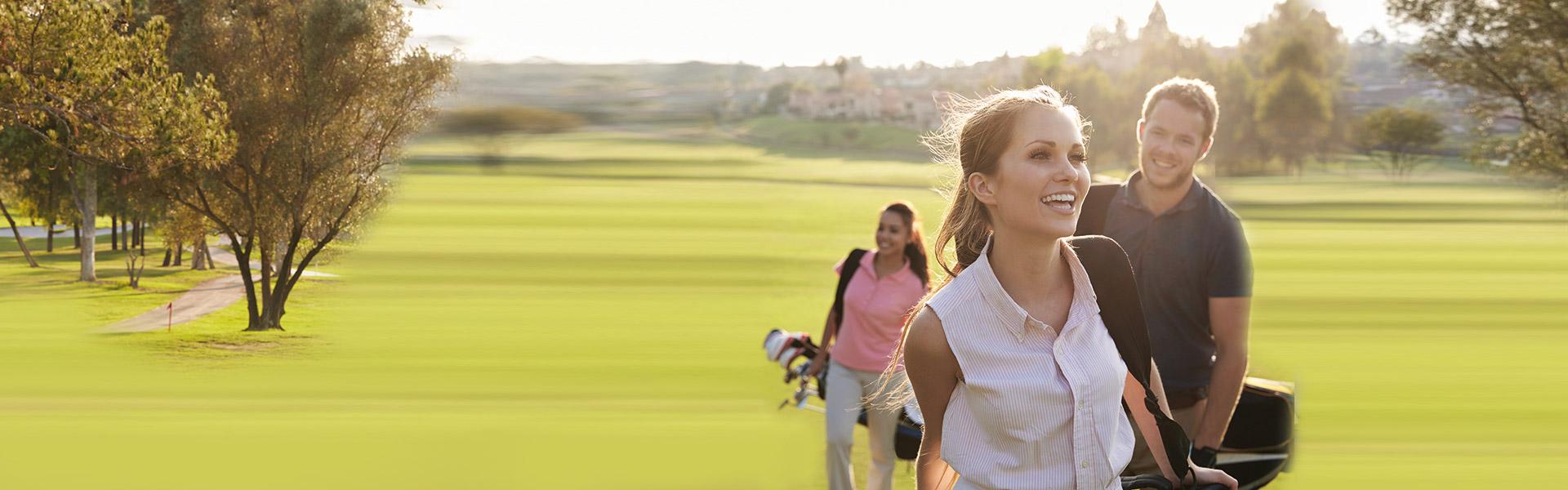 Verschenken Sie Golfmomente