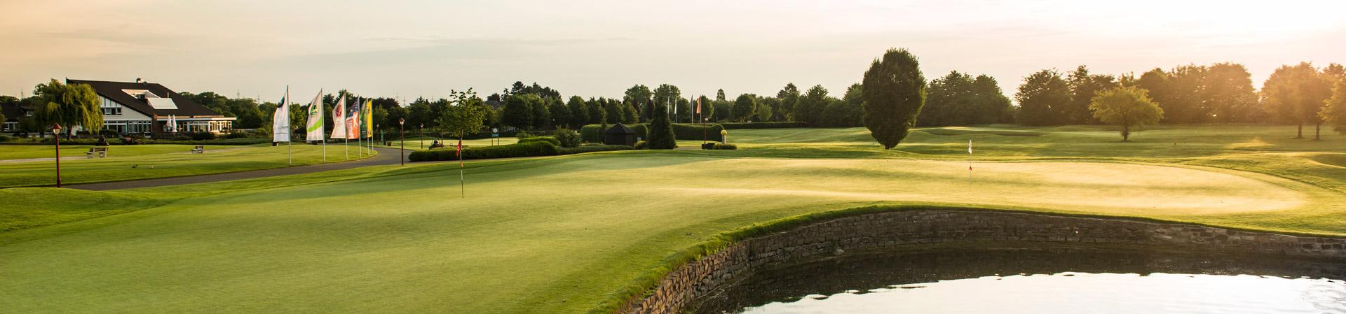 Wiedereröffnung unserer Golfanlage Am Alten Fliess